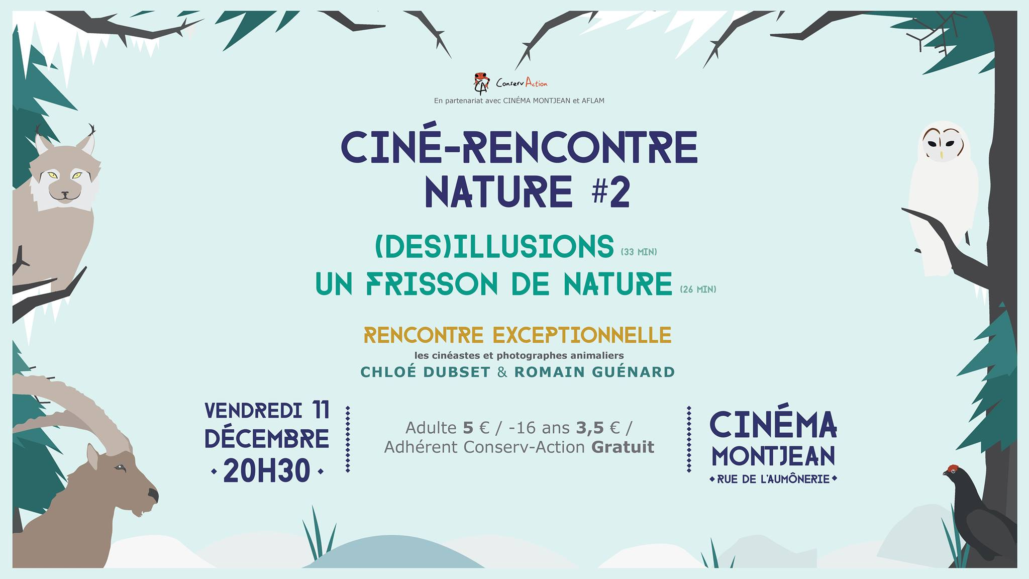 CINE RENCONTRE NATURE #2
