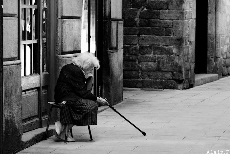 Interview d'Alain Fournier, photographe de rue