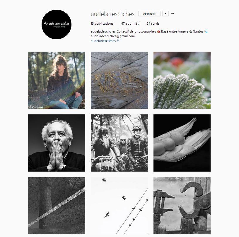Instagram Collectif photo - Au delà des clichés