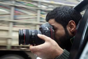 Jalal Al-Mamo, photojournaliste