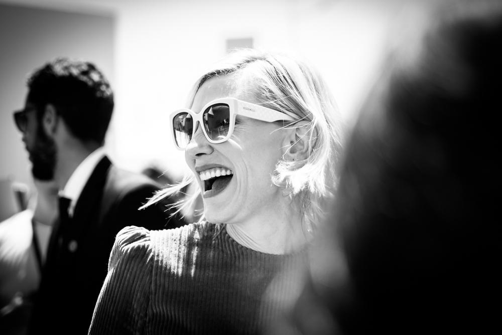 Cate Blanchett, festival de Cannes © Olivier Ortion