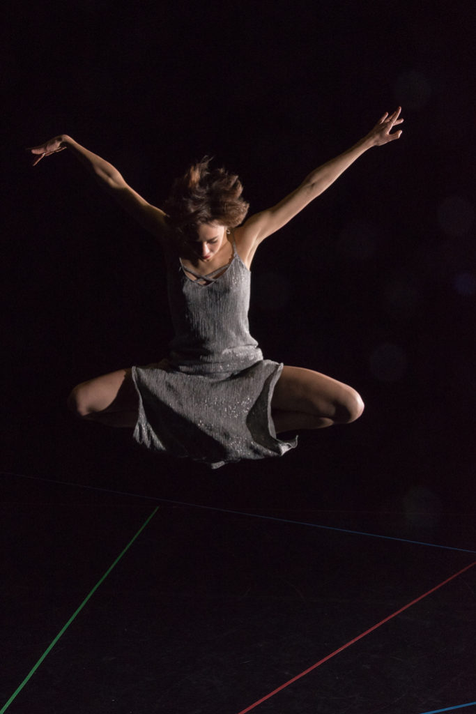 Danse, mouvement de Vincent Sarazin
