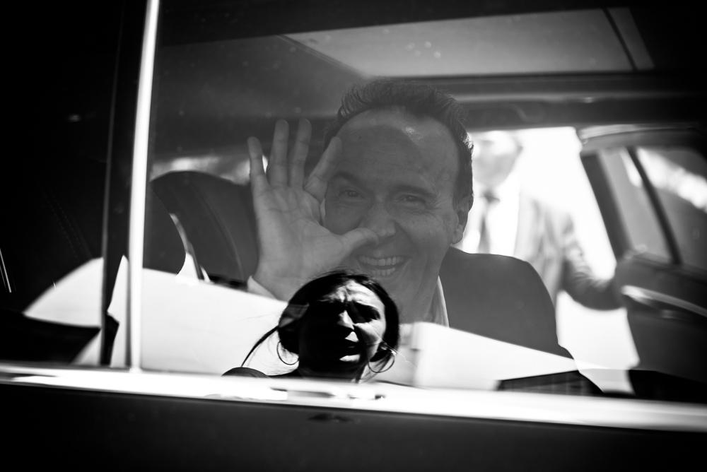 Roberto Benigni - Festival de Cannes © Olivier Ortion
